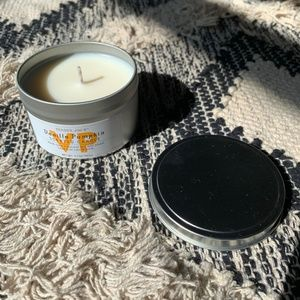 Other - Trader Joe's Vanilla Pumpkin LE Soy Scented Candle